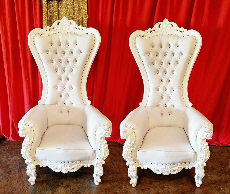 Throne Chairs - Why You Should Have Them for Your Next Party!
