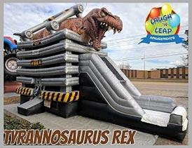 T-Rex Bounce & Slide Combo