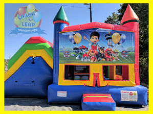 Paw Patrol Bounce & Double Slide Combo