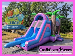Caribbean Breeze Double Dip - Dry