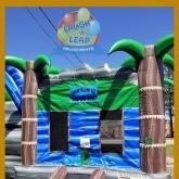 Bounce House Water Slide Combo