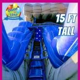 15ft Water Slide