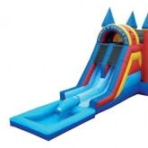 Bounce House Water Slide Rental