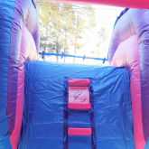 Peppa Pig Bouncy House Water Slide