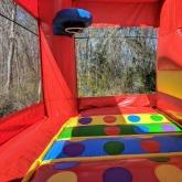 Fire Truck Bouncy House