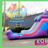 L.O.L. SURPRISE Theme Bounce House