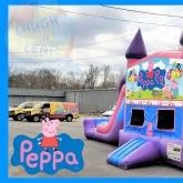 Peppa Pig Bounce House Rental
