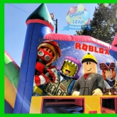 Roblox Bounce House