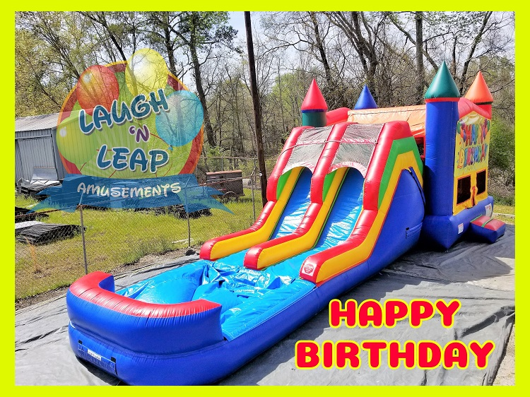 If You Are Searching For Birthday Party Ideas Look No Further Laugh N Leap Has The Best Commercial Grade Inflatables In Sumter SC