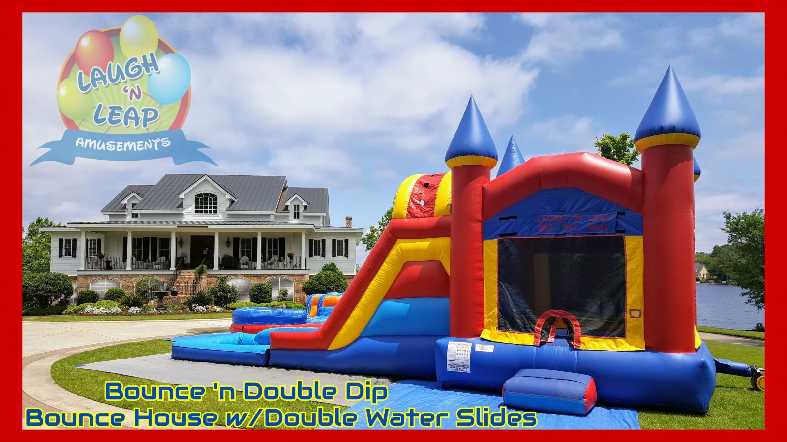 Bounce House Rental Newberry SC