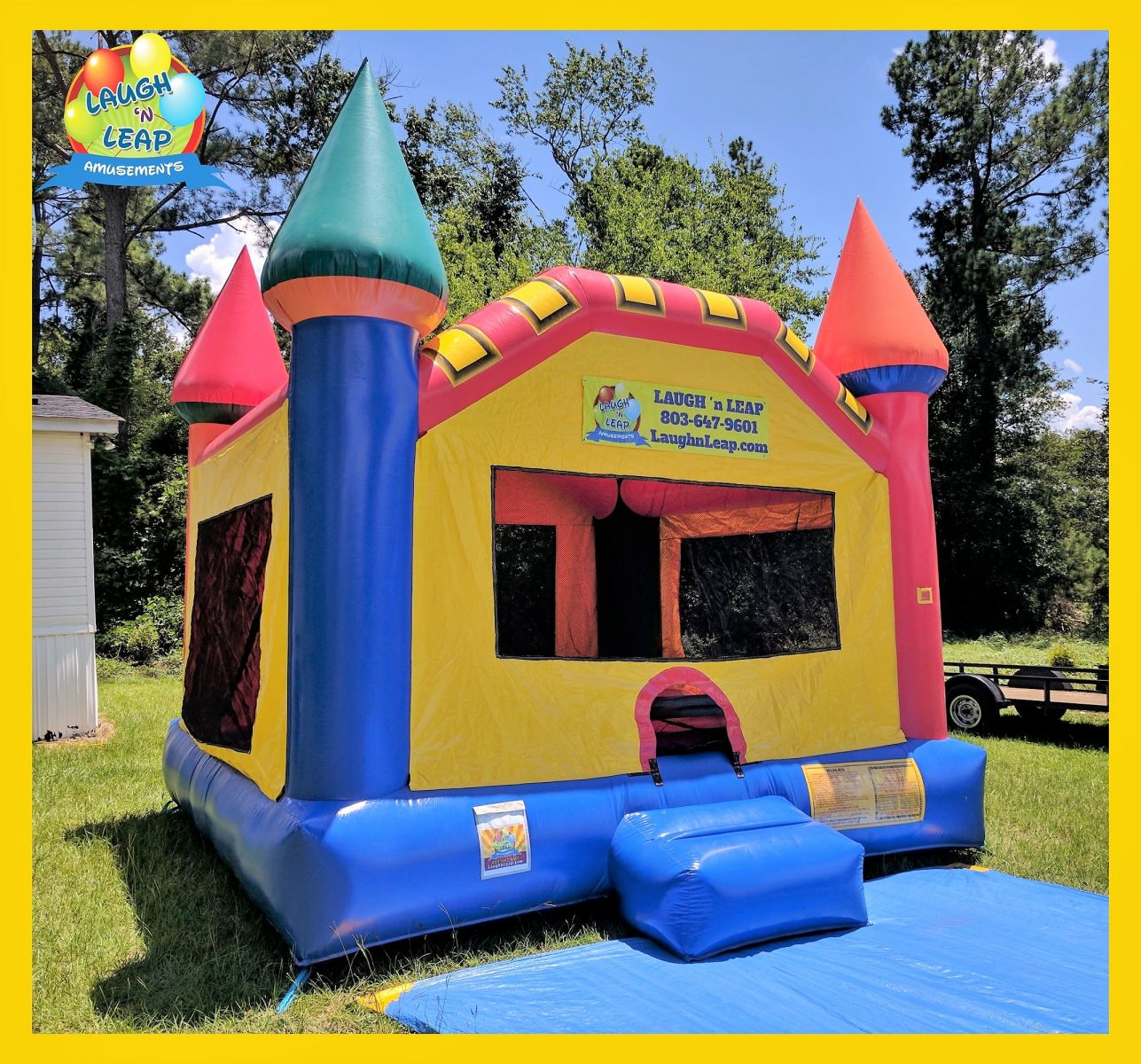 Bounce house rentals South Carolina