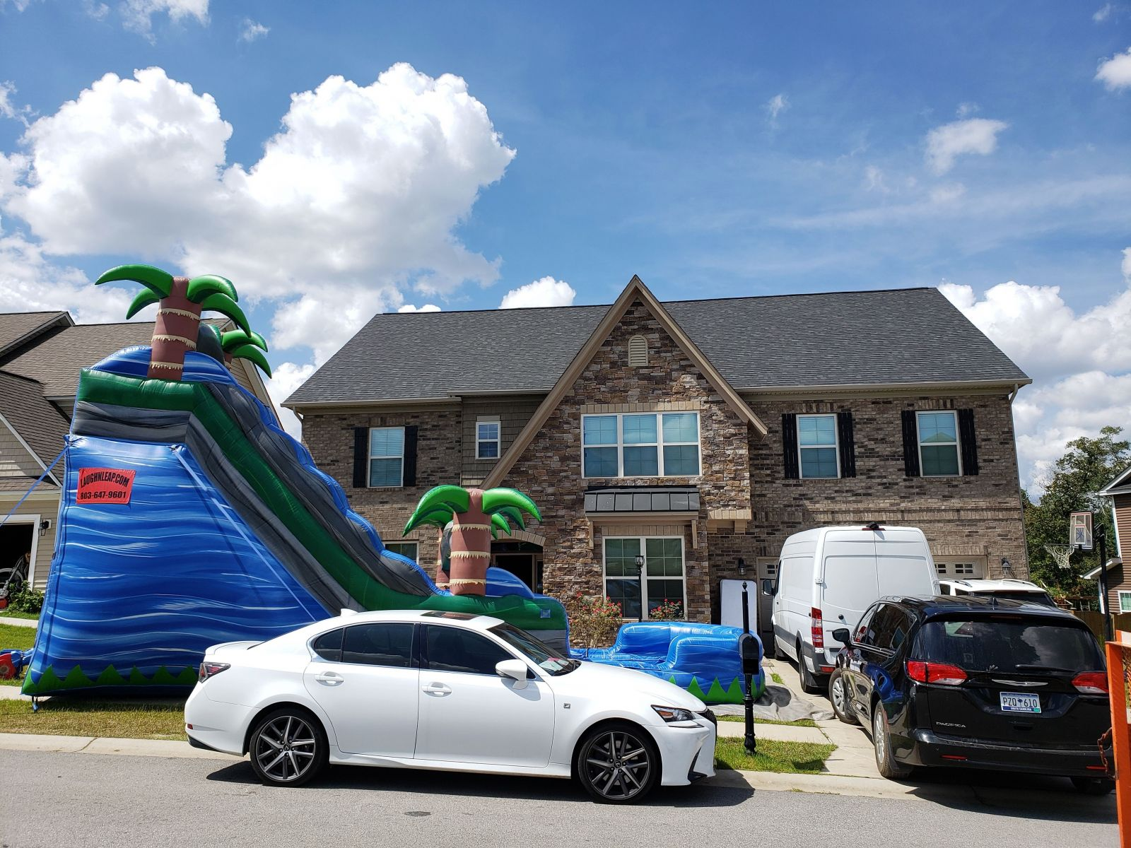 Water Slide Rental Lexington SC