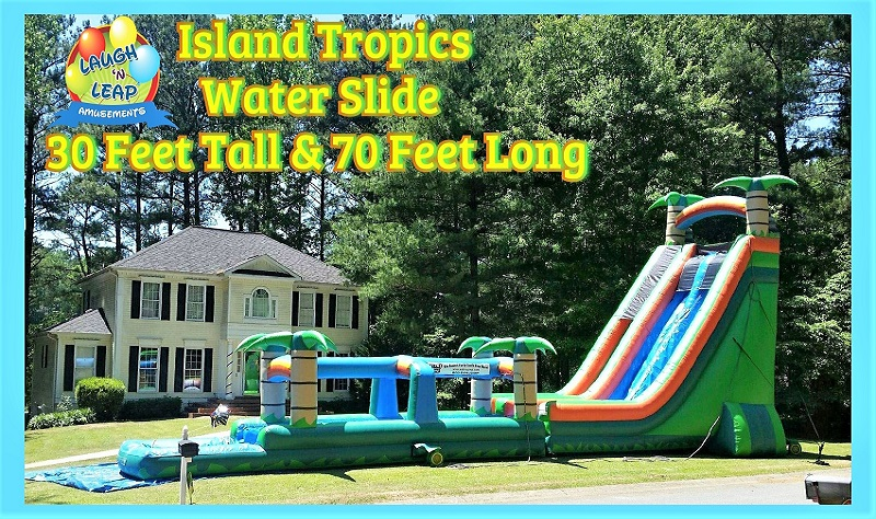 Water Slide Rental Newberry SC