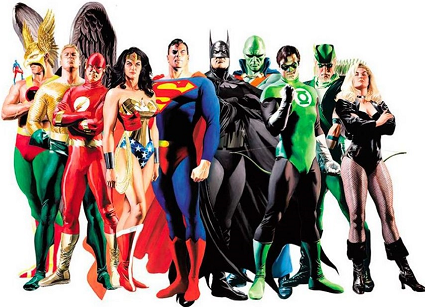 Favorite Super Heroes