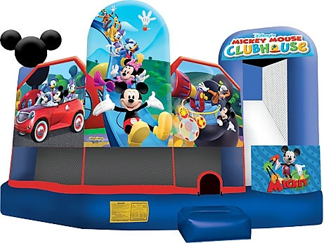 Mickey Mouse Clubhouse Bouncy House